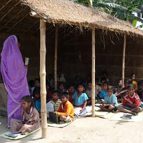 2010: Bayria school in Bihar