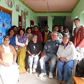 2011-2012 - Geri Johnson's report on Christmas in Bettiah