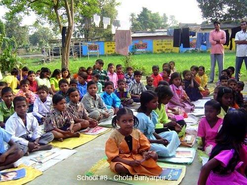 School #8 - Chota Bariyarpur 2