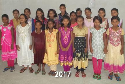 2017 Bridge Course Girls